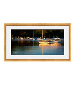 Greenleaf Art Reflections II Framed Canvas Art
