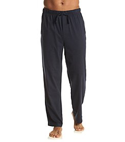 John Bartlett Statements Men's Sueded Knit Pajama Pants