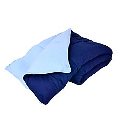 Elite Home Products Down-Alternative Reversible Comforter