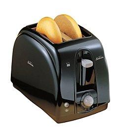 Sunbeam® Black 2-Slice Wide Slot Toaster