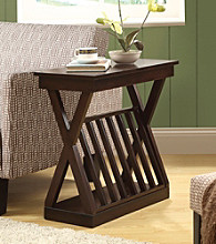 Monarch Lola Accent Side Table