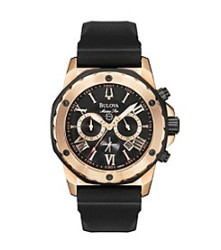Bulova® Men's Marine Star Strap Watch