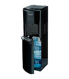 Primo Black Bottom Loading Hot/Cold Water Dispenser