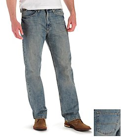 Lee® Men's Faded Light 'Premium Select' Relaxed Fit Jeans