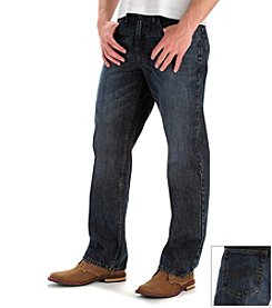 Lee® Men's Calypso Blue 'Premium Select' Relaxed Fit Jeans