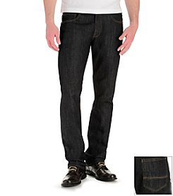 Lee® Men's Cobra Blue 'Modern Series' Slim Fit Jeans