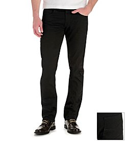 Lee® Men's Black 'Modern Series' Slim Fit Jeans