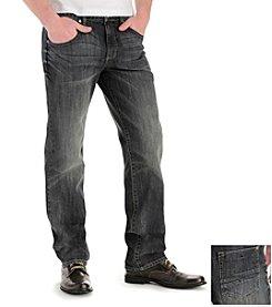 Lee® Men's Snakebit Blue 'Modern Series' Slim Fit Jeans