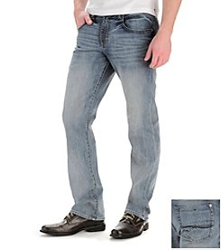 Lee® Men's Stagger Blue 'Modern Series' Slim Fit Jeans