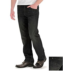 Lee® Men's Darko Blue 'Modern Series' Straight Fit Jeans