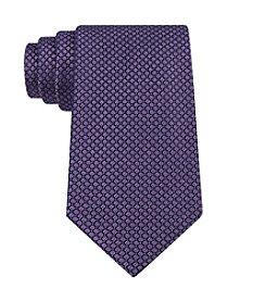 Calvin Klein Men's Micro-Solid 'A' Silk Tie