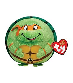 Ty® Michaelangelo Teenage Mutant Ninja Turtle Beanie Baby