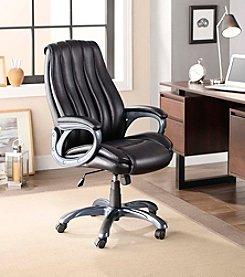 Whalen Furniture Kenai Comfort Back Managers Chair