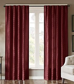 Madison Park® Melanie Diamond Pintuck Curtain Panel