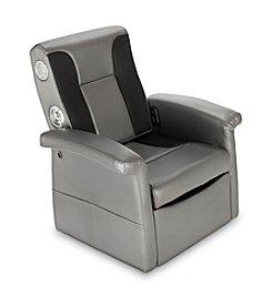 X Rocker Storage Flip Sound Chair with Arms