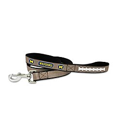 University of Michigan Wolverines GameWear™ Reflective Pet Leash