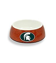 Michigan State University Spartans GameWear™ Classic Pet Bowl