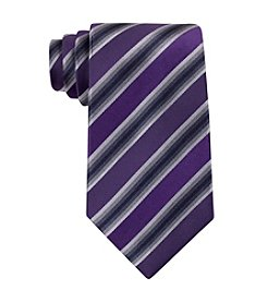 Kenneth Cole REACTION® Men's 'Tony' Striped Silk Tie