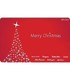 Gift Card - Christmas Tree