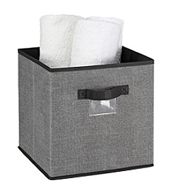 Simplify Gray Storage Cube
