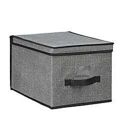 Simplify Gray Storage Box
