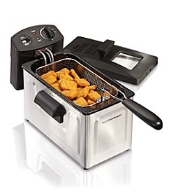Hamilton Beach® 12-Cup Capacity Deep Fryer