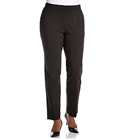 Prophecy Plus Size Slimming Solution Pull On Tummy Pants