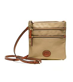 Dooney & Bourke® North South Triple Zip Crossbody