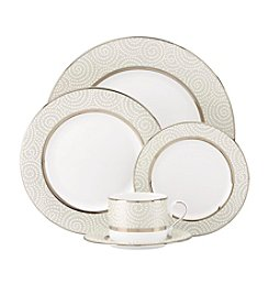 Lenox® Pearl Beads 5-pc. Place Setting