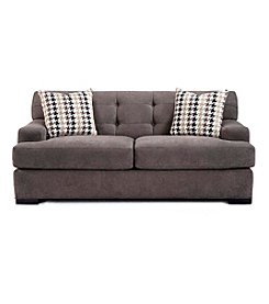 HM Richards Caprice Grey Loveseat