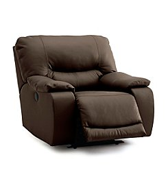 Palliser Norwood Dark Brown Rocker Recliner