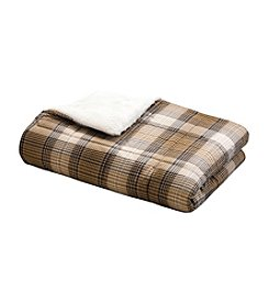 Woolrich® Lumberjack Softspun Down-Alternative Filled Throw