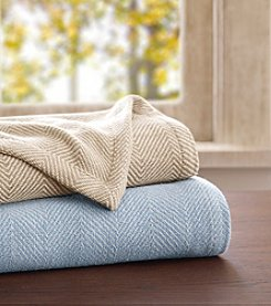 Woolrich® Lancaster Cotton Blanket