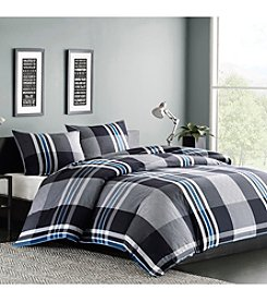 INK+IVY Nathan 3-pc. Duvet Set