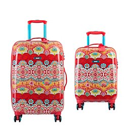Oilily® Travel Hard Shell Trolley Luggage Collection
