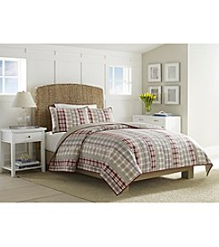 Nautica® Harbor Hill Quilt Collection