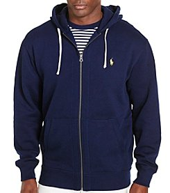 Polo Ralph Lauren® Men's Big & Tall Classic Fleece Full-Zip Hoodie