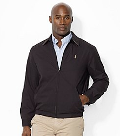 Polo Ralph Lauren® Men's Big & Tall Bi-Swing Microfiber Windbreaker Jacket