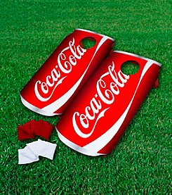 Trademark Games™ Coca-Cola Can Bean Bag Toss