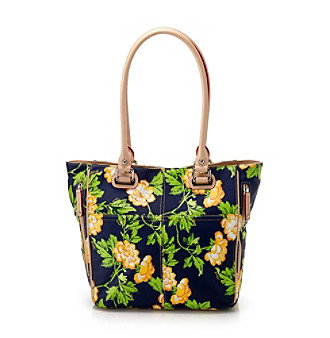 Tignanello Bed of Roses Tote