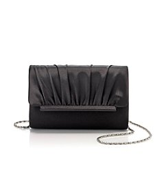 La Regale® Satin Pleated Covered Flap