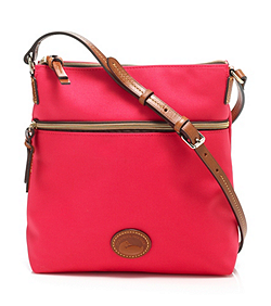 Dooney & Bourke NY New Crossbody Handbag - Hot Pink