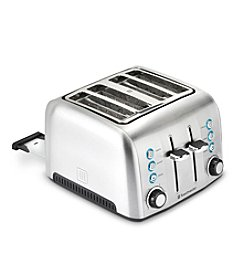 Toastmaster 4-slice Stainless Steel Toaster