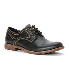 Calvin Klein Jeans Mens Parry Shoes in Black