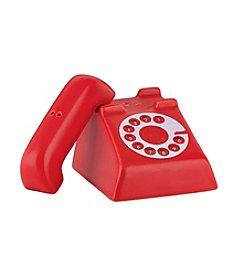 Kate Spade New York® Fairmont Park Telephone Salt and Pepper Set