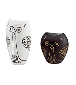 kate spade new york® Woodland Park Owl Salt and Pepper Set