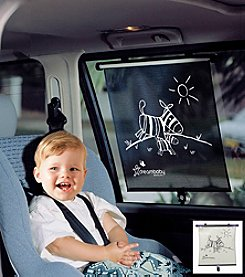 Dreambaby® Zebra Car Window Shade