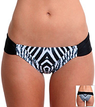 Gossip® Sweet Sour Printed Hipster Swim Bottom