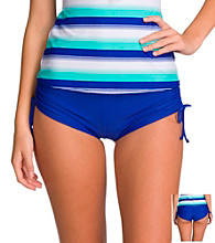 Hobie® Beachtown Hot Pants Swim Bottoms