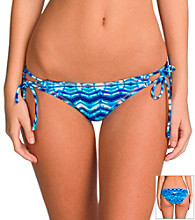 Hobie® Shell Shock Adjustable Hipster Swim Bottom